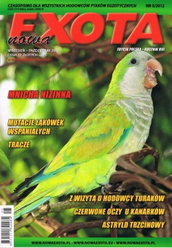 Nova Exota - dwumiesięcznik - prenumerata kwartalna już od 13,50 zł